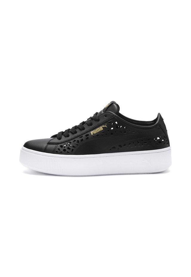Sneaker low - black-puma black