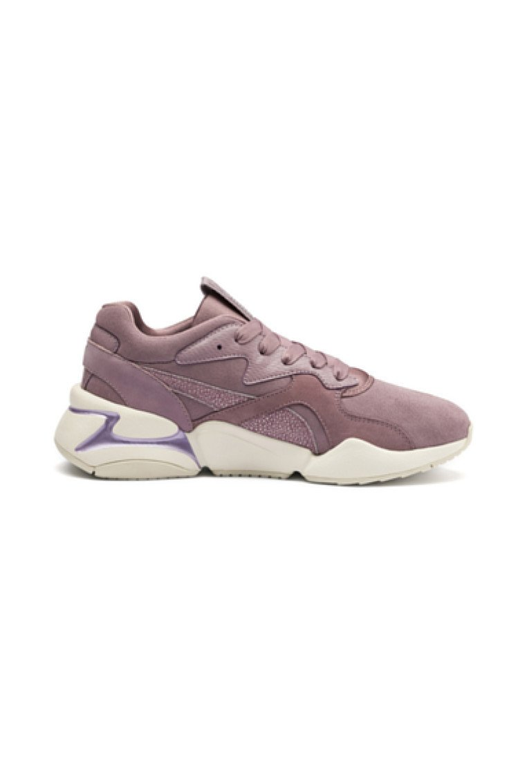 Puma Sneaker low elderberry elderberry