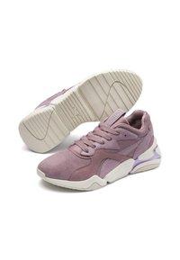 Puma - Sneaker low - elderberry-elderberry - 4