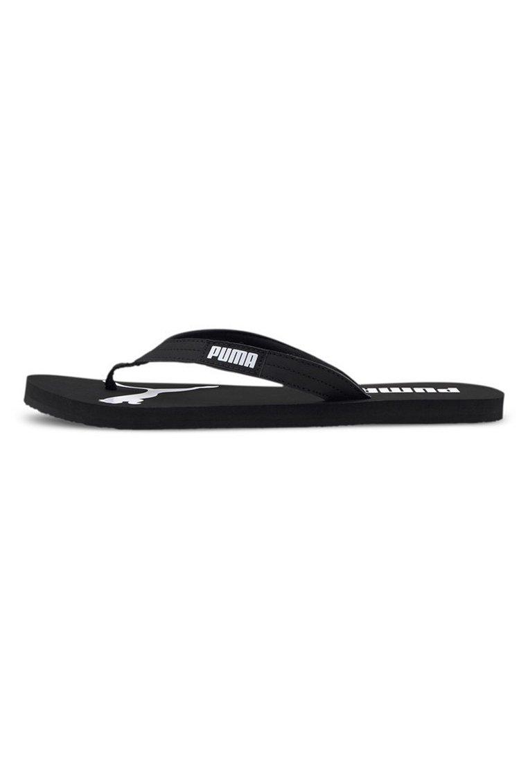 Puma Cosy - T-bar Sandals Black/white