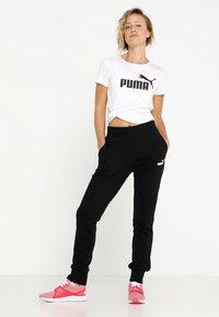 Puma - T-shirt imprimé - puma white - 1