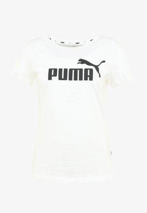 Camiseta estampada - puma white