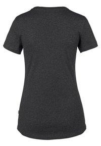 Puma - T-shirt con stampa - dark grey - 1