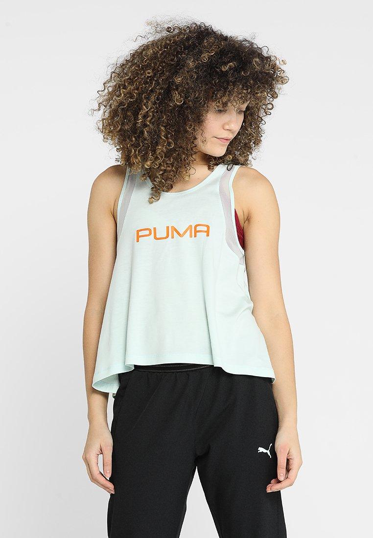 Puma - LOOSE TANK - Camiseta de deporte - skylight