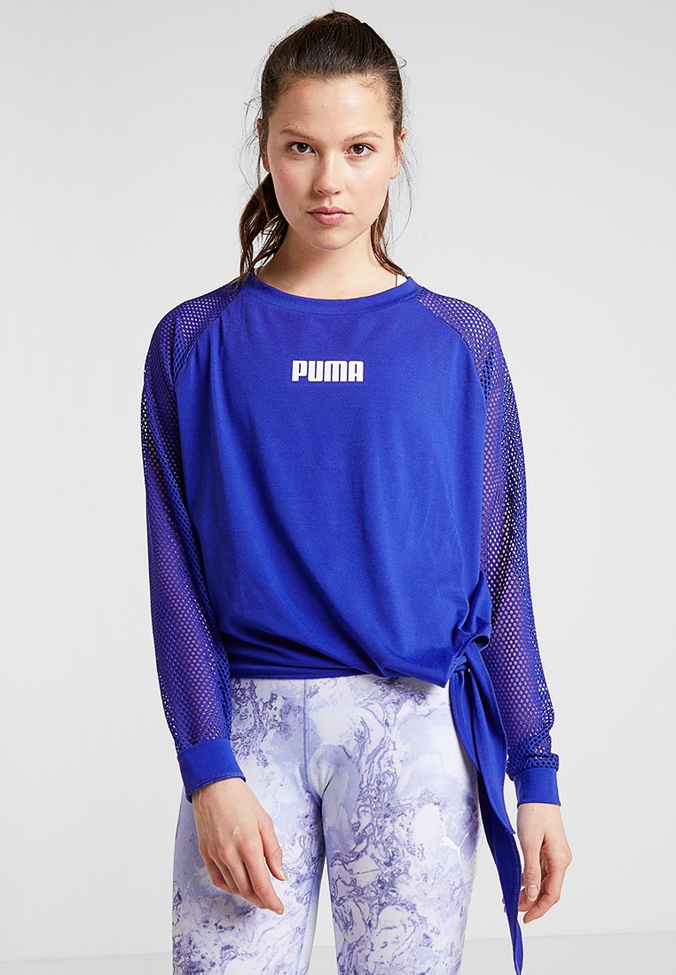 Puma - Funktionsshirt - clematis blue