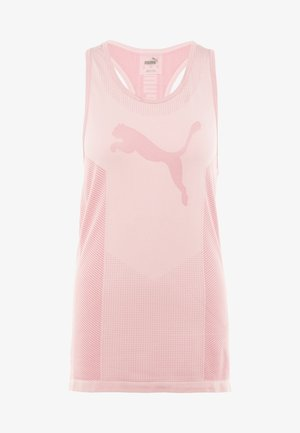 SEAMLESS TANK - Funkční triko - bridal rose