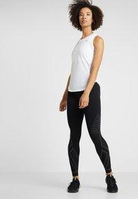 Puma - IGNITE TANK - Treningsskjorter - white - 1