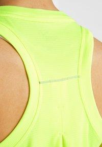 Puma - IGNITE TANK - T-shirt sportiva - yellow alert - 7