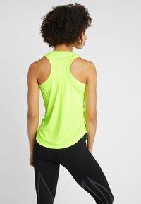 Puma - IGNITE TANK - T-shirt sportiva - yellow alert - 2
