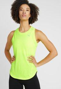 Puma - IGNITE TANK - T-shirt sportiva - yellow alert - 0