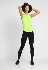 Puma - IGNITE TANK - T-shirt sportiva - yellow alert - 1