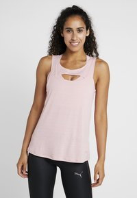 Puma - SHIFT TANK - Sportshirt - bridal rose - 0