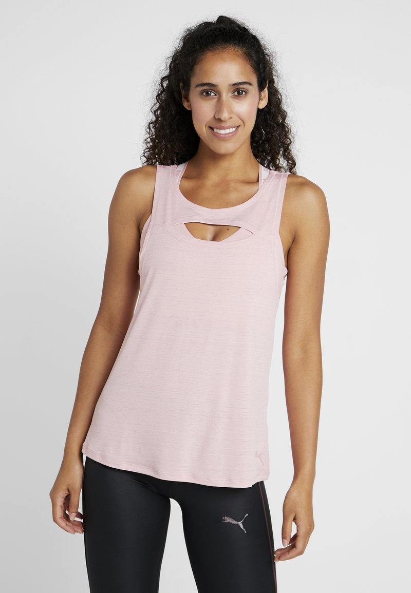 Puma - SHIFT TANK - Camiseta de deporte - bridal rose