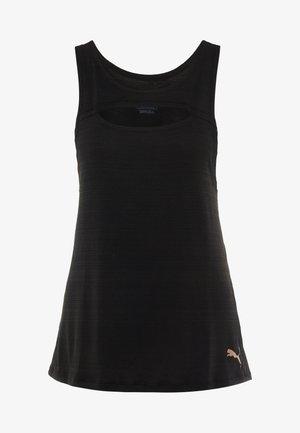 SHIFT TANK - Sportshirt - puma black