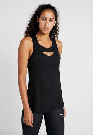 SHIFT TANK - Funktionsshirt - puma black