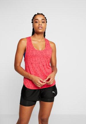 STUDIO GRAPHIC TANK - Camiseta de deporte - rose