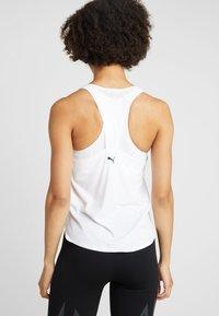 Puma - STUDIO TANK - Treningsskjorter - puma white - 2