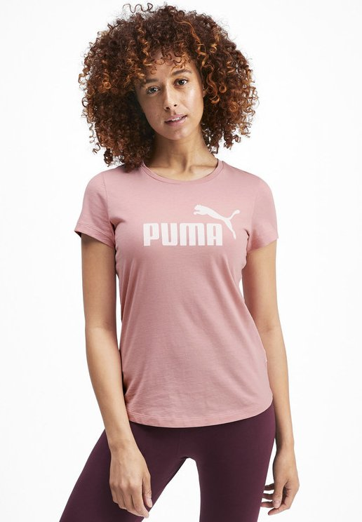 Puma - DAMEN - T-Shirt print - bridal rose