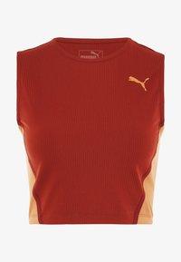 Puma - MIDI TANK  - Sports shirt - bossa nova - 4