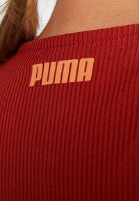 Puma - MIDI TANK  - Sports shirt - bossa nova - 5