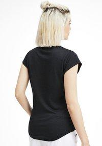 Puma - T-shirt imprimé - black - 2