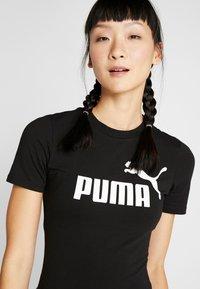 Puma - BODYSUIT - Triko spotiskem - black - 4