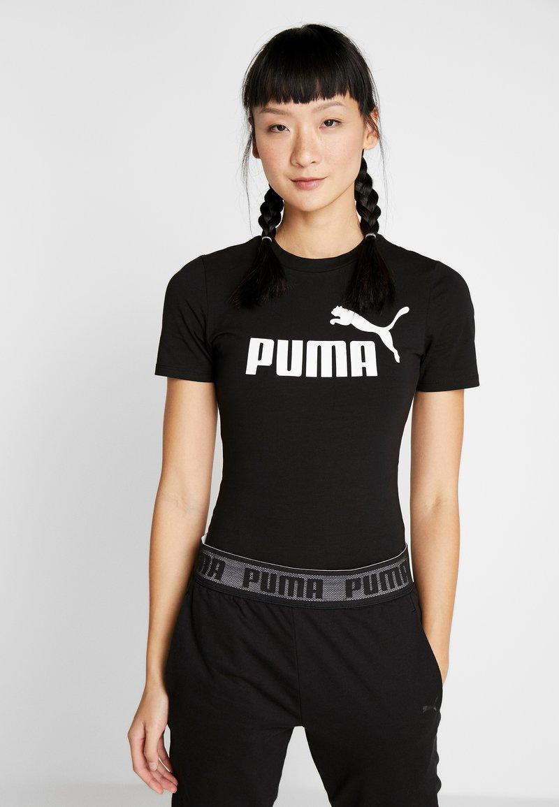 Puma - BODYSUIT - Triko spotiskem - black