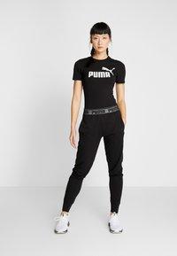 Puma - BODYSUIT - Triko spotiskem - black - 1