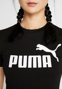 Puma - BODYSUIT - Triko spotiskem - black - 6