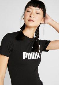 Puma - BODYSUIT - Triko spotiskem - black - 3