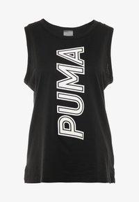 Puma - MODERN SPORTS TANK - Treningsskjorter - puma black - 4