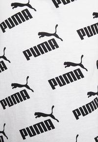 Puma - AMPLIFIED TEE - Funkční triko - white - 4