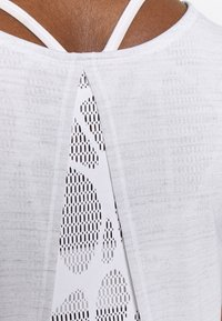 Puma - STUDIO CROP LACE TANK - Top - puma white - 5