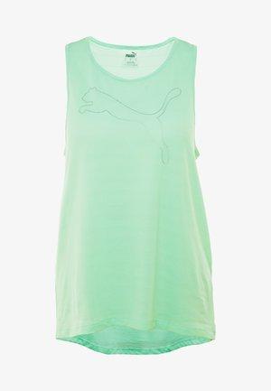 RTG LAYER TANK - Treningsskjorter - mist green