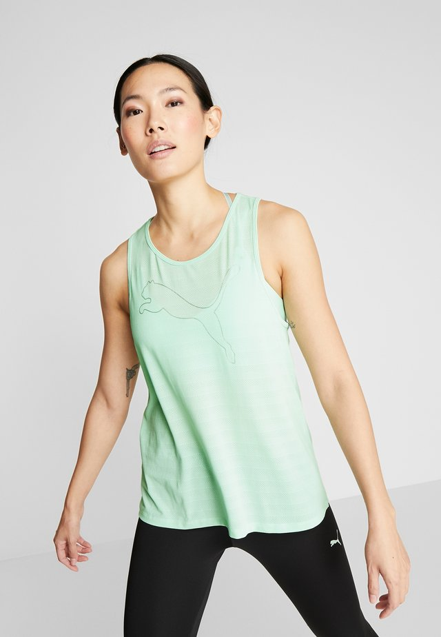RTG LAYER TANK - T-shirt de sport - mist green