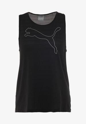 RTG LAYER TANK - Sports shirt - puma black
