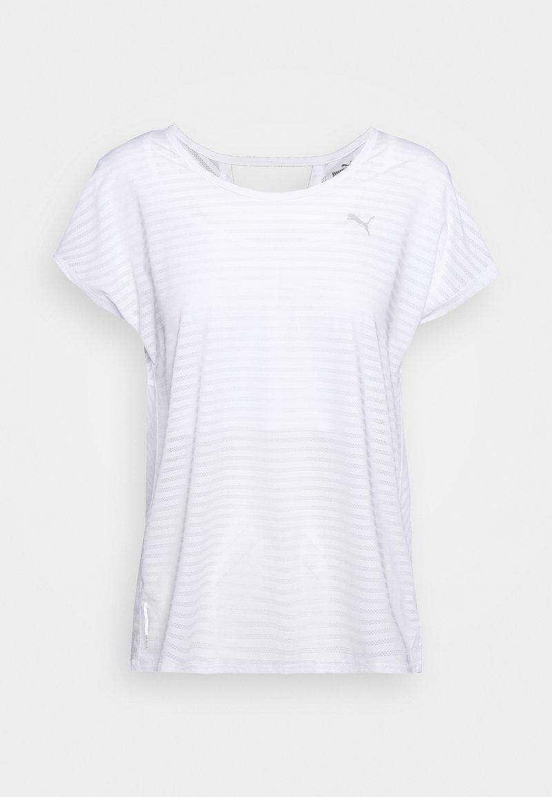 Puma - BE BOLD TEE - Camiseta estampada - puma white