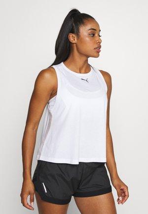 MODERN SPORTS TANK - Sports shirt - white