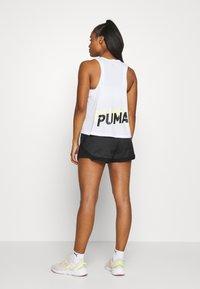 Puma - MODERN SPORTS TANK - Sports shirt - white - 2