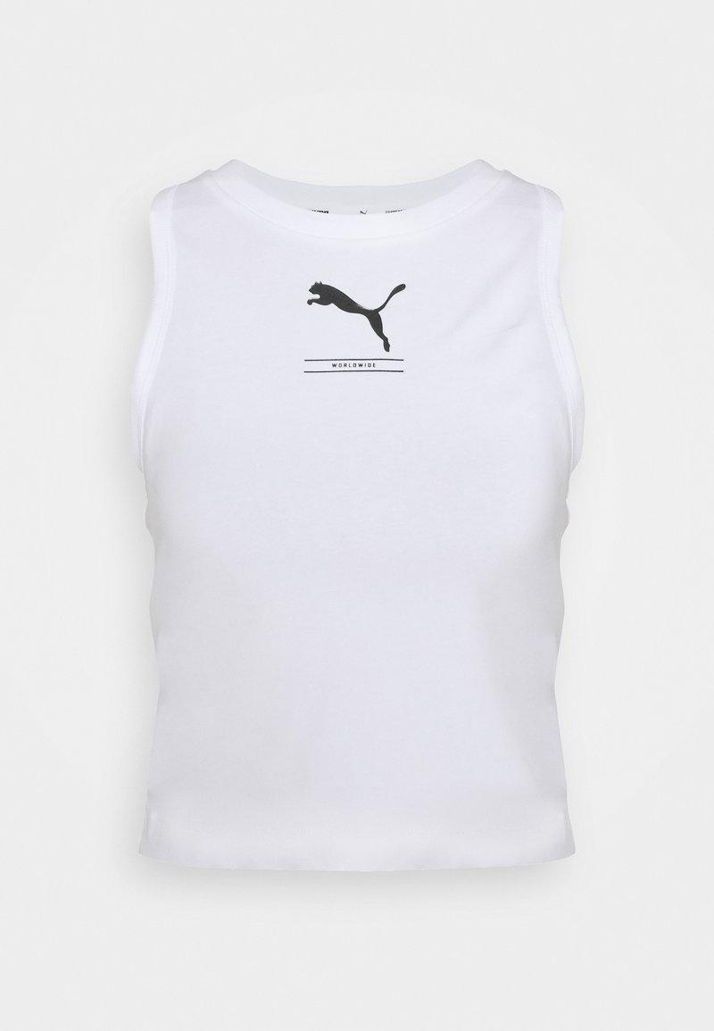 Puma - NU TILITY TANK - Top - white