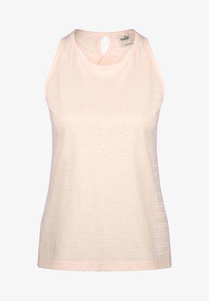 PUMA TWIST IT WOMEN'S TRAINING TANK TOP FRAUEN - Sports shirt - rosewater