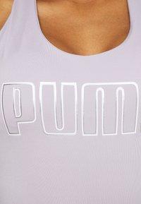 Puma - NEO FUTURE BODYSUIT - T-shirt sportiva - raindrops/marlin - 5