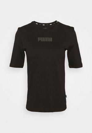 MODERN BASICS TEE - T-shirts - black