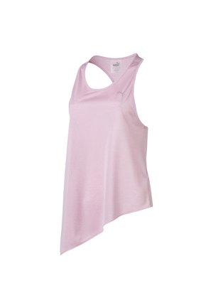 PUMA TRAINING WOMEN'S A.C.E. MONO TANK TOP KVINNA - Sports shirt - pale pink