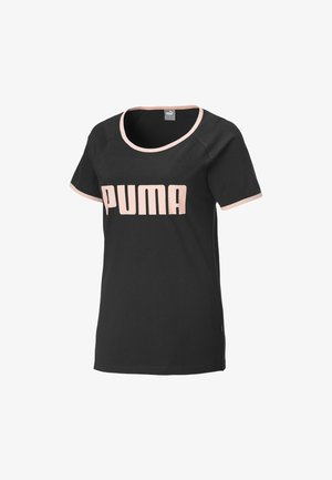 RINGER  - T-Shirt print -  black