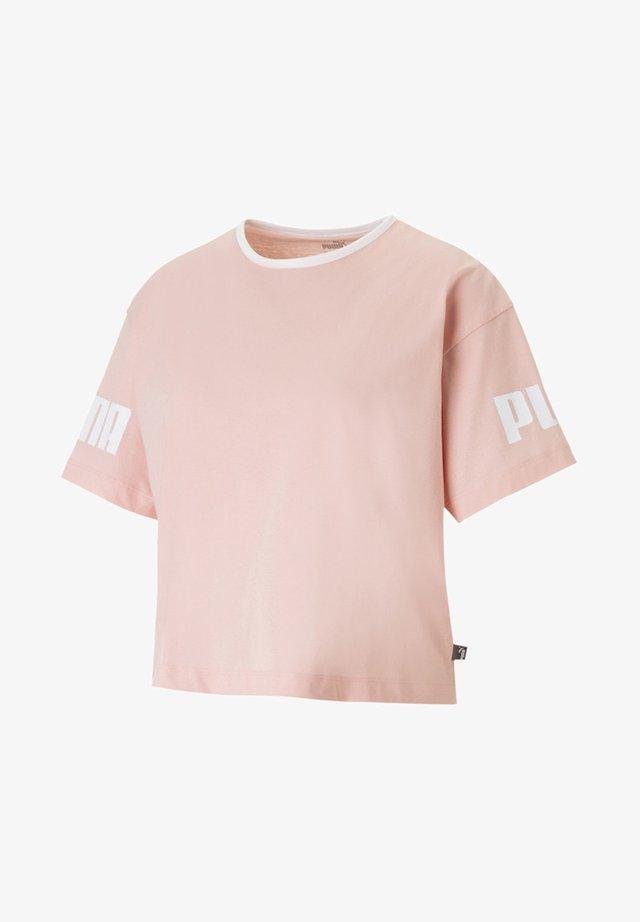 KVINDE - T-shirt imprimé - blossom