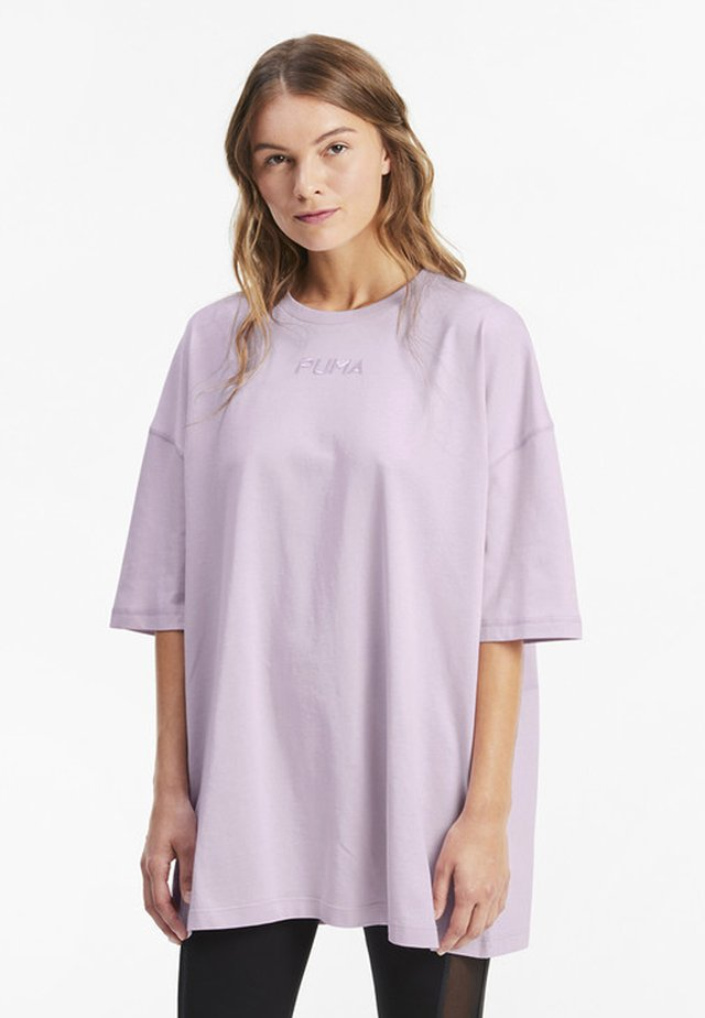 Long sleeved top - winsome orchid