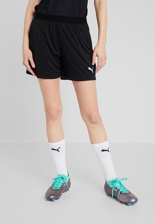 LIGA TRAINING SHORTS  - kurze Sporthose - black/white
