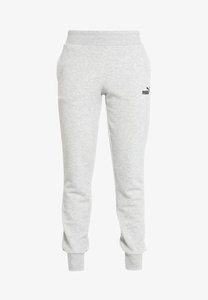 ESS PANTS - Verryttelyhousut - light gray heather
