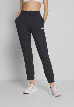 ESS PANTS - Teplákové kalhoty - dark grey heather
